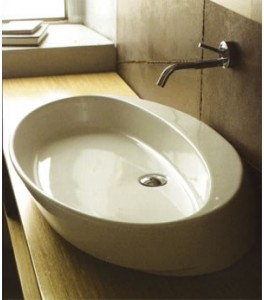 NIC Design Slim Bathroom Sinks