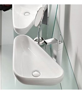 Vitruvit Scalene Bathroom Sinks