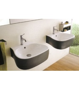 Agape Pear Bathroom Sinks