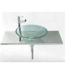 Regia 8241 Glass Basins
