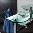 Regia Scultura Glass Basins