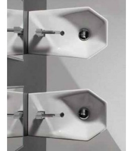 Scarabeo Bijoux Bathroom Sinks