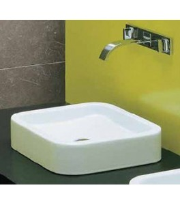 Art Ceram Lens Bathroom Sinks