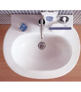 Pozzi Ginori Easy Bathroom Sinks