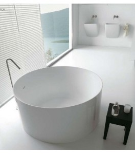 Colacril Tondo Freestanding Baths