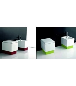 Toilettes Althea Ceramica Plus
