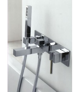 Zazzeri Soqquadro Bathroom Shower Taps