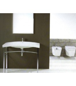 Simas Duemilasette Bathroom Sinks