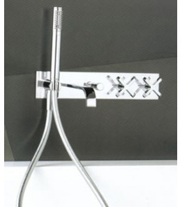 Fantini Riviera Shower Taps