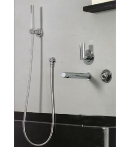 Zazzeri Z-Point Bathroom Shower Taps