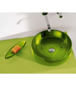 Regia Rotero Glass Sinks