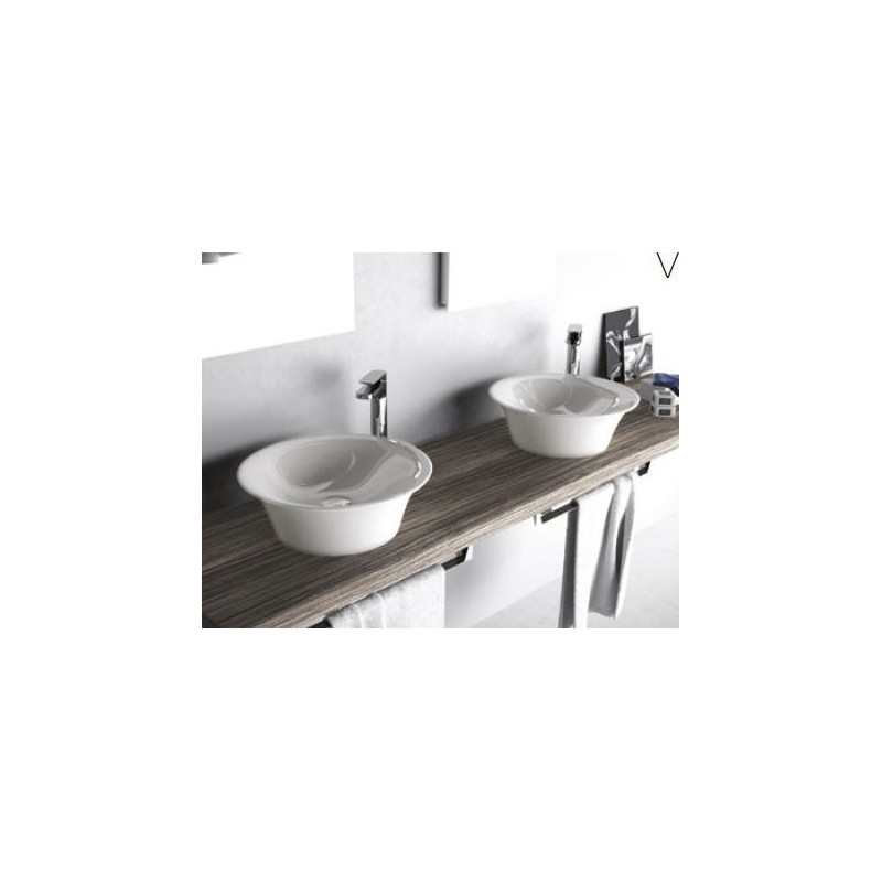 Alessi One Freestanding Bathroom Sinks Intended For Decor 15
