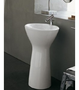 Agape Roto Plastic Bathroom Sinks