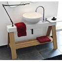 Art Ceram Cavalletto Bathroom Sinks