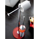 Regia Twin Toilet Brush Holders