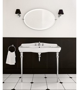 Bath&Bath Darlene Traditional Bathroom Sinks