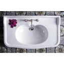 Vitruvit Consolle Traditional Bathroom Sinks