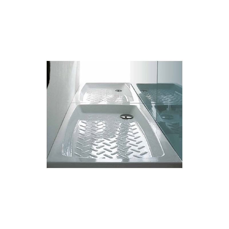 Ceramica Esedra Square Shower Trays