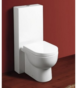 Simas E-Line Close Couped Toilet
