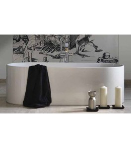 Flaminia Oval Bathtubs
