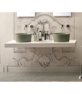 Ceramica Globo Forty3 Countertop Basins