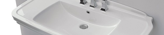 Traditional and Classic Bathroom Sinks